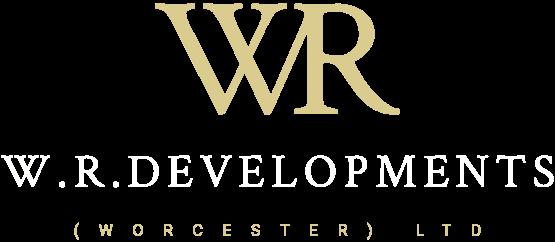 W.R.Developments Worcester LTD Logo